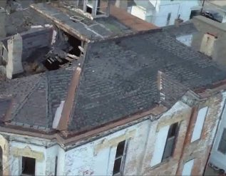 st-joseph-missouris-historic-cracker-house-aerial-video