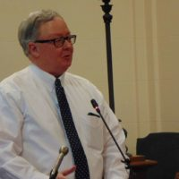 McMurray relieved COVID-19 cases haven't spiked since mask mandate ended