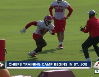 chiefs-training-camp-begins-in-st-joe