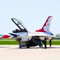 The Sound of Speed Airshow was a hit in St. Joseph