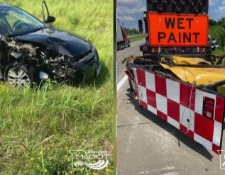 driver-crashes-into-modot-protective-trailer-in-work-zone