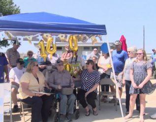 wwii-veteran-everett-jack-rhoades-celebrates-100th-birthday